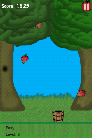 Screenshot Fruit Drop