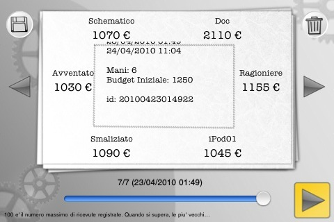 Screenshot i7mezzo