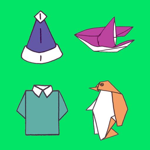 折纸流程 大全 简单 图解 动物中班