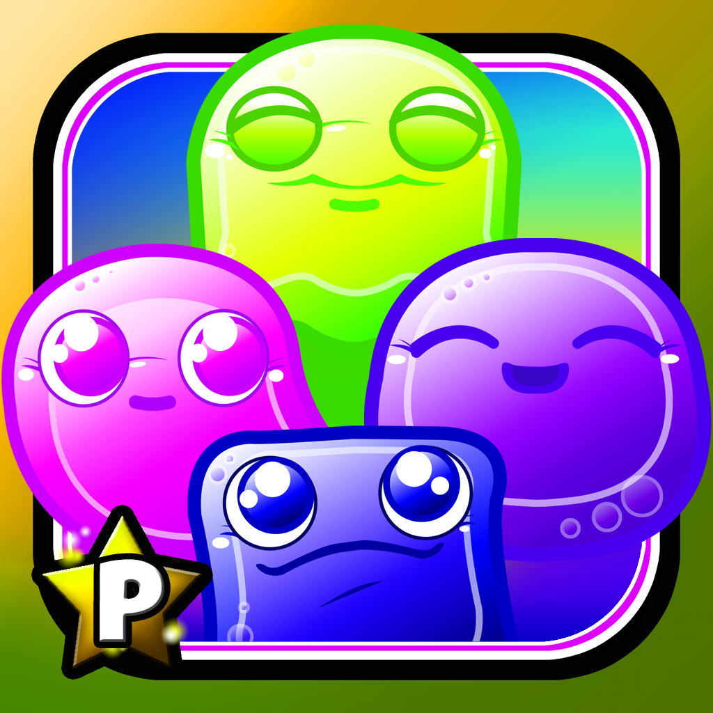 Sweet Sugar Swipe Jelly World Saga PREMIUM - Cute and Yummy No Brute Just Funny by The Other Games