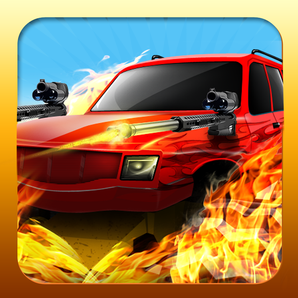 An Offroad Monster Truck Zombie Escape - Pro