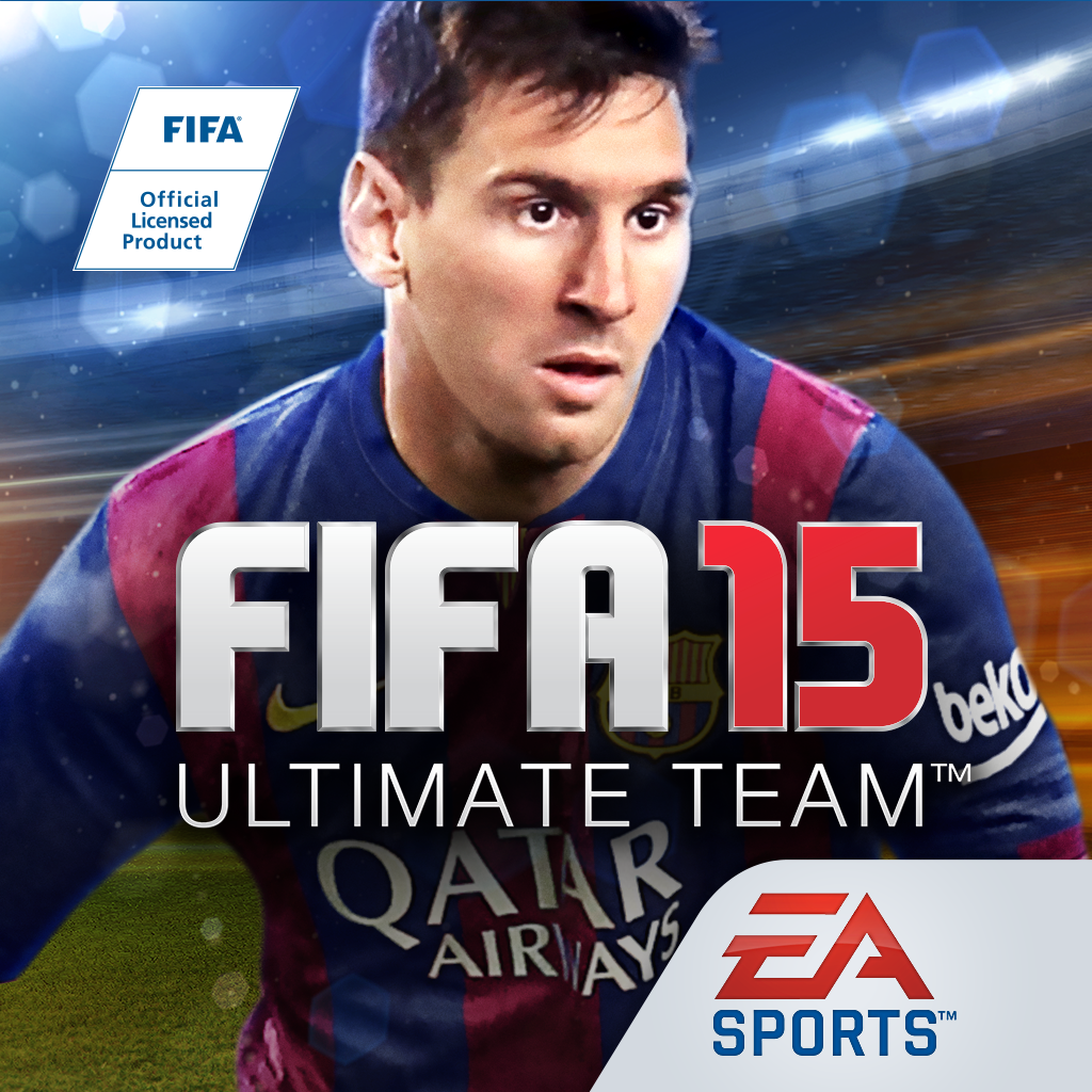 FIFA 15 Ultimate Team by EA SPORTS - EA Swiss Sarl
