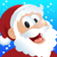 X-mas Cartoon Jigsaw Puzzle game for kids and toddlers